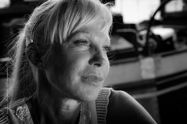 Patricia N, Le Temps d' une Balade Parisienne