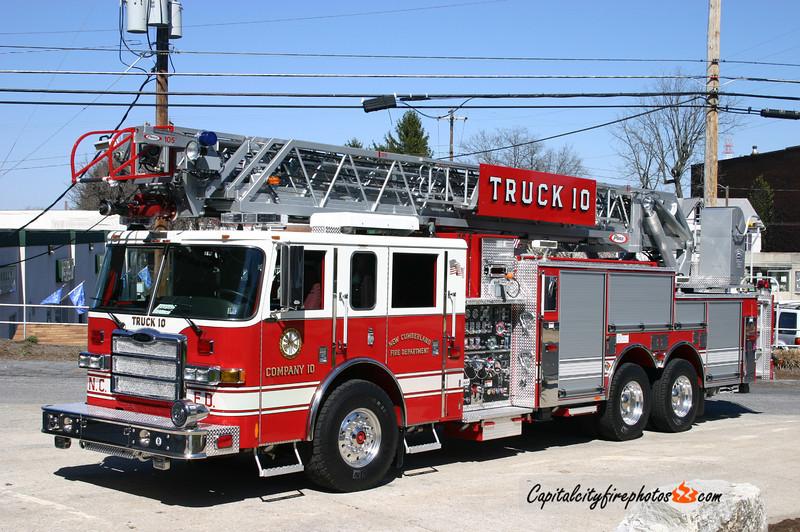 New Cumberland Truck 10: 2006 Pierce Enforcer 2000/300 105'