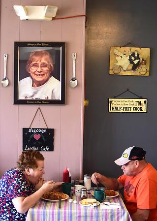 Linda's Cafe under new ownership - 041019