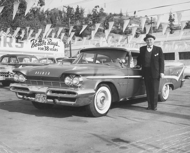 1956, Used Car