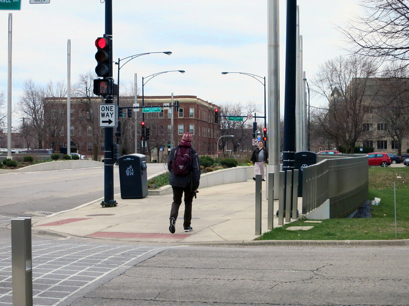 13-New traffic signals where Woodlawn crosses 59th and 60th at the Midway