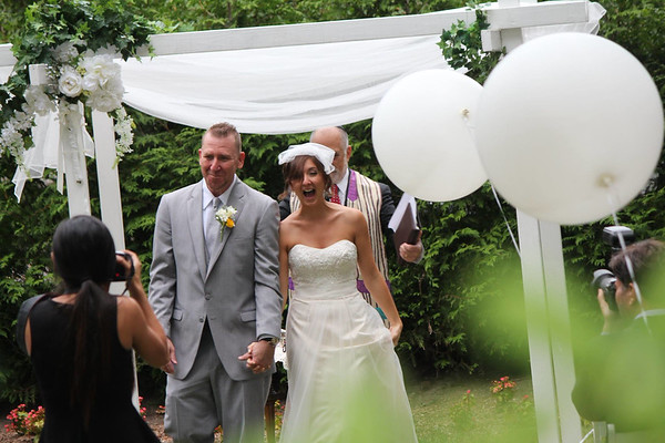 Gabi & Sven's Wedding