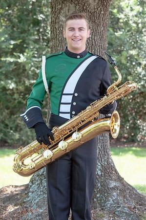 2019 Marching Band Seniors (MJHendrickson)
