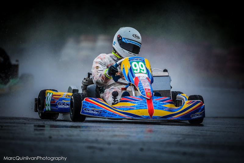 Motorsport Ireland - Round 5 2016 - Galway - Alyx Coby