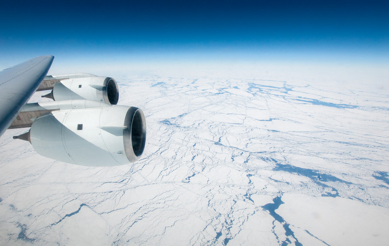 Belingshausen sea ice on route to West Antarctica