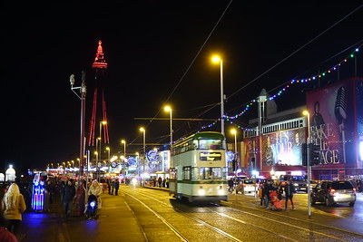 Blackpool Lights - 2017/10/23