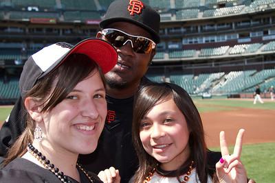 Giants Photo Day '09