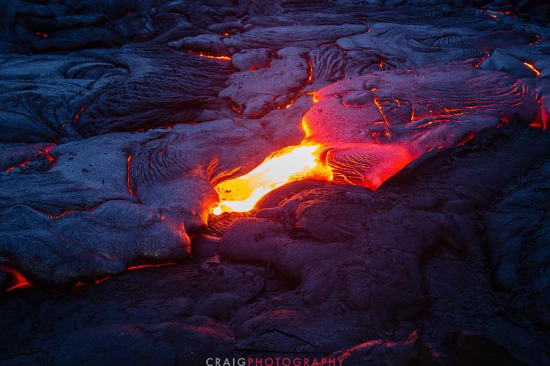 Hawaii Lava #15