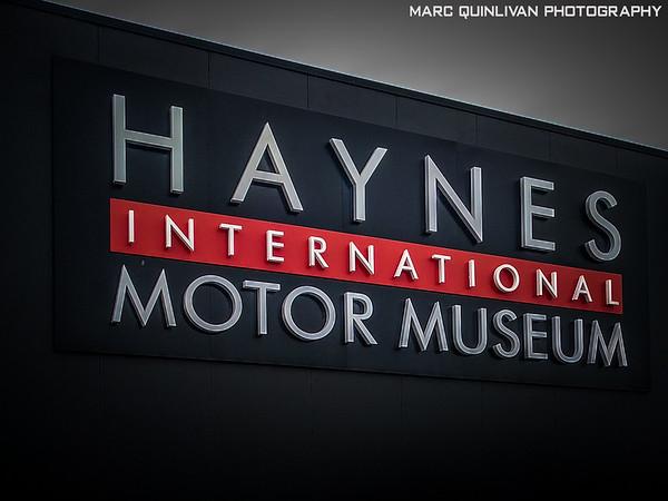 Haynes International Motor Museum