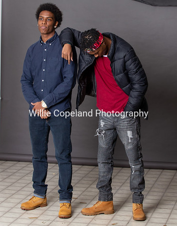 King and Static Rap group 12-18