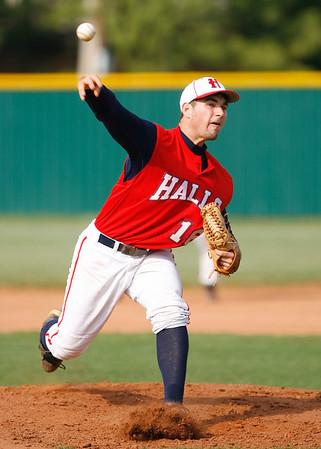 Oak Ridge vs Halls Baseball
