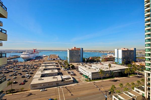 1199 Pacific Highway, Unit #1302, San Diego, CA 92101