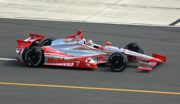 Indycar @ Pocono - 6 July '13