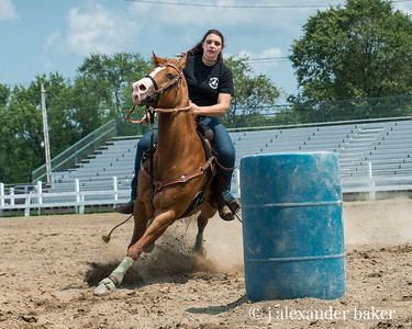 Gymkhana Ridgeview Stables