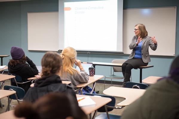 11/4/19 Dr. Jill Norvilitis Teaching Psychology Class