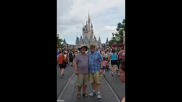 2017 WDW April and May