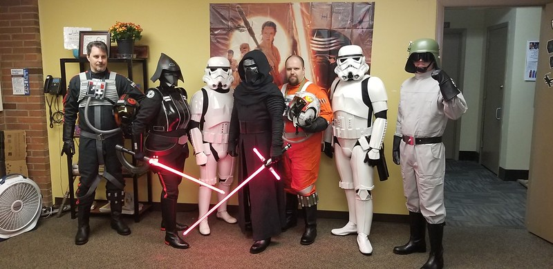 Star Wars Day Celebration For Kids