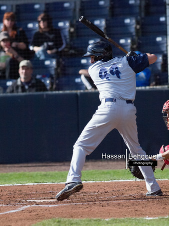 Vancouver Canadians vs Oregon state Hillsboro Hops USA MiLB Scotia Field Nat Bailey Stadium 4601 Ontario St Vancouver Bc Canada (7_24_14)