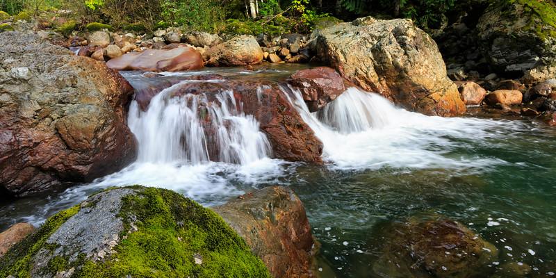 North Cascades - Mountain Loop Hwy - Elliot Creek trail