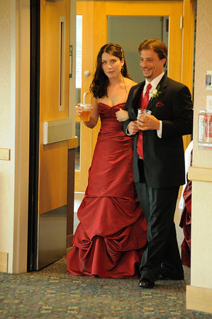The Grand March - Kaeppe-Loser Wedding