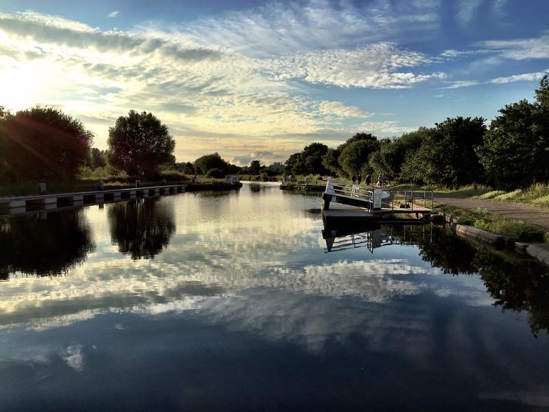 Devon Exeter Canal