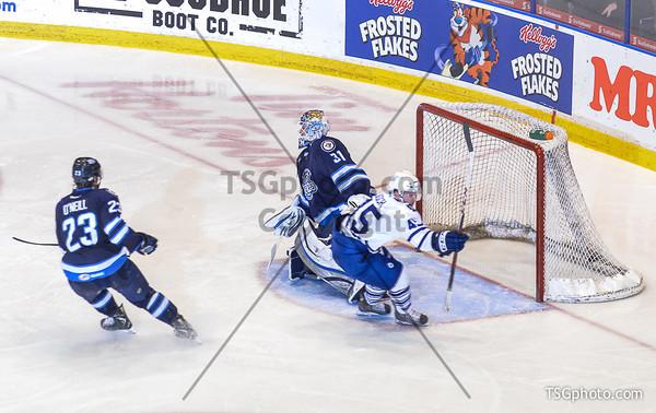 April 20 - vs St John's Ice Caps