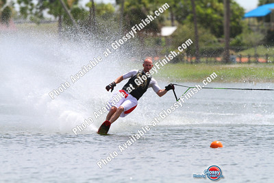 Masters Men (35 Years and Older) - North South Slalom Lake