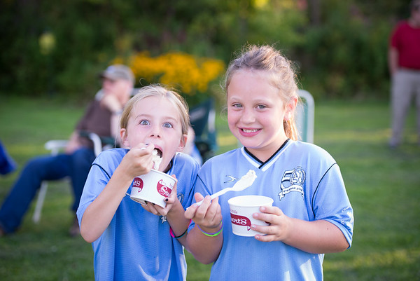 Duanesburg AYSO Soccer End of Year Celebration 2014