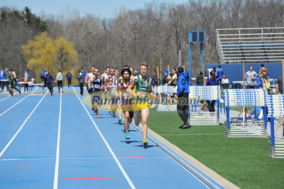Men's 1500 Open - 2014 Gina Relays