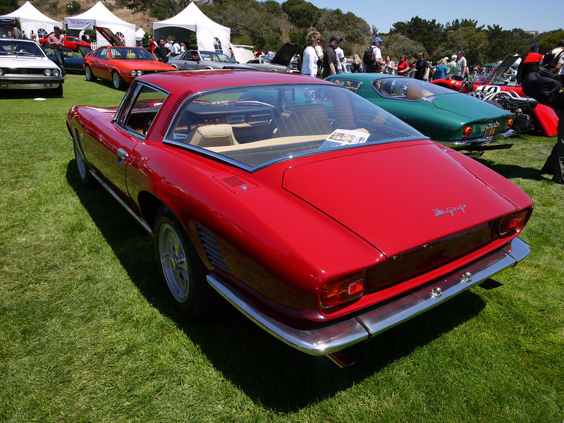 ISO Grifo 395