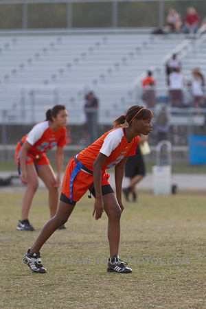 Boone Varsity Flag Football - 2011 #2