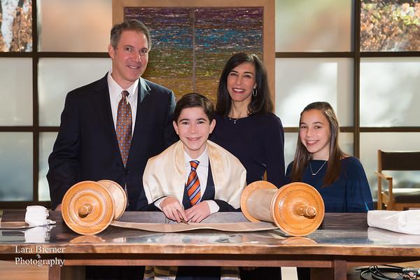 Ryan Fiedelman Family Photos