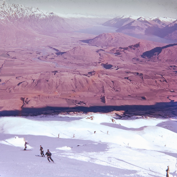 1957 skiing at Ohau Ski Field 4.jpg