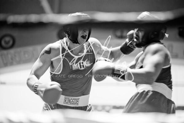 9 Dustin Knapp (DeMotte Boxing) over Chris Sierra (Louisville Select)