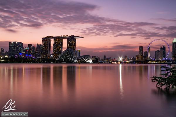 Views of Singapore