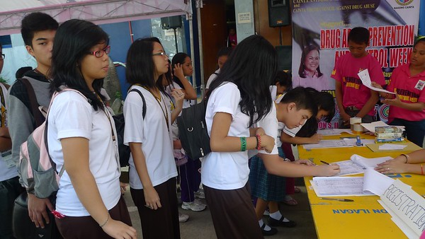 Cainta Municipality Poster Making Contest 2012-2013