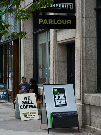 The PARLOUR Cafe - Sean Irvine and Karly Epp