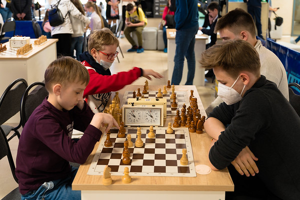 2021.04 - Мирас. Шахматный Турнир