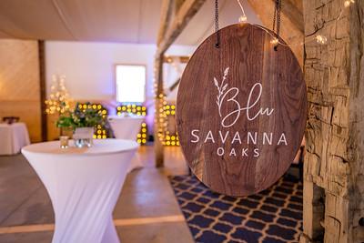 Blu Savanna Oaks