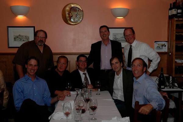 Town School Alumni Dinner - 2008
