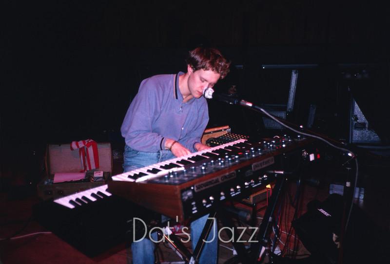 DJANGO BATES