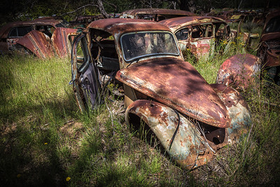 Vintage Wreckers