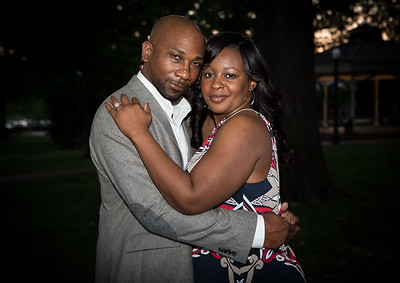 Jeremy Perry & Lakecia Givens Engagement Photos
