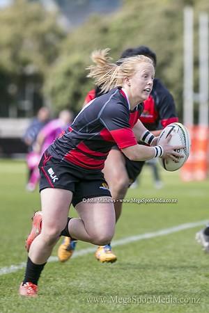 Sep 15 - Rugby - Wgtn Pride v Canterbury
