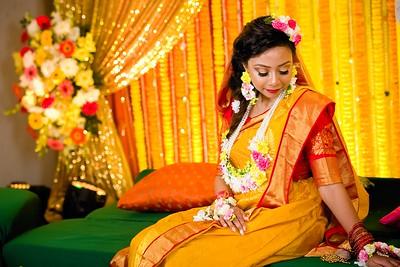 Raisa & Mrinal  Holud Dhaka