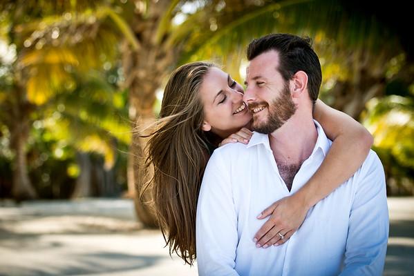 Christina & Tom - Belize - 27th of July 2016