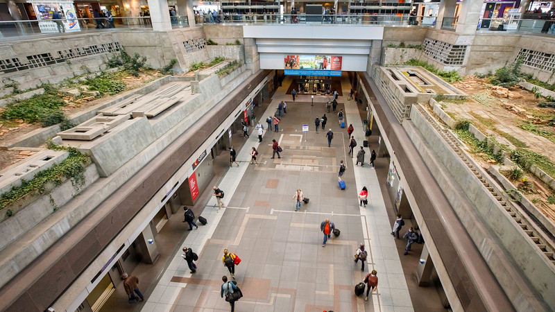 Concourse C
