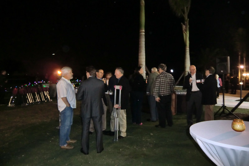 Opening Reception & Night Golf