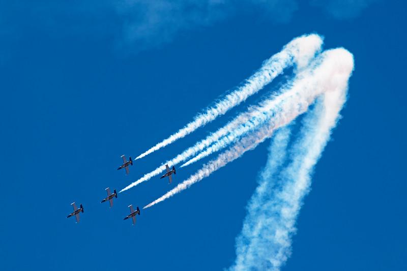 Breitling jet show