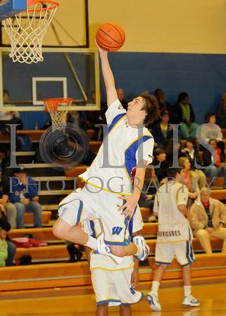 Hanna at Wren JV Boys 12-12-11